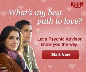 Psychic Love Reading at KEEN