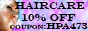 Save 10% at HairProducts.com - Use code ' HPA473 '