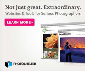 PhotoShelter: Photo Websites & Business Tools