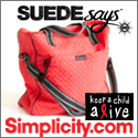 SUEDEsays FNO Bag at Simplicity.com