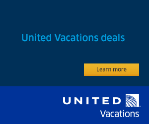 United Vacations Deals!!