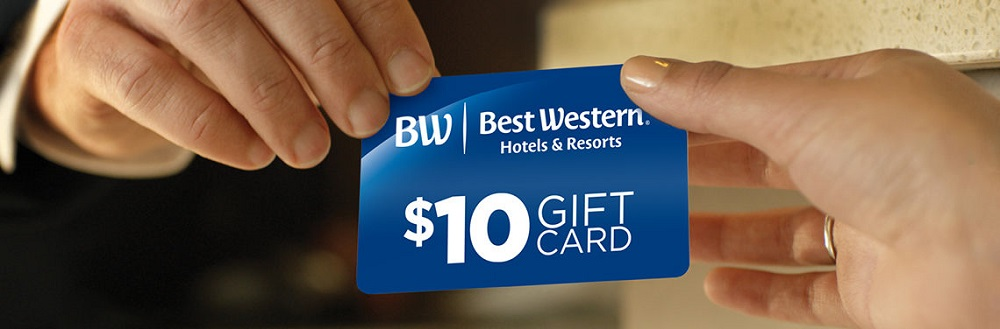 Get a $10 Gift Card with every stay! See site for details.