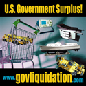 www.govliquidation.com - US Government Surplus!