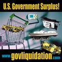 Government liquidation surplus bulk  US Government Surplus!