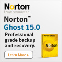 10% off Norton Ghost with code: gst10off