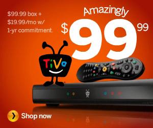 TiVo Premiere DVR