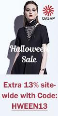 Oasap Halloween Sale