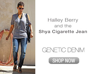 Genetic Denim Jeans!  It is All In Your Genes!