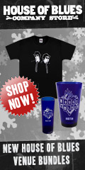 House Of Blues Official Merchandise- Holiday
