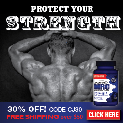 Enzyte MRC Protect Your Strength - 30% Off + Free Shipping! 250x250