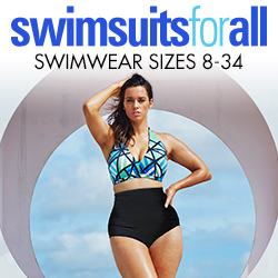 Be Bold, Be Flirty, Be Swim Sexy at SwimsuitsForAll.com!