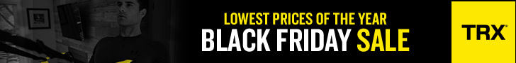 TRX 30% Black Friday Weekend Promo 2016