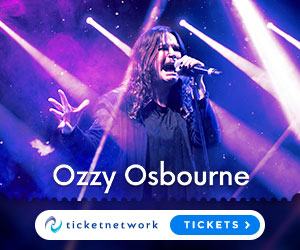 Ozzy Osbourne Tickets
