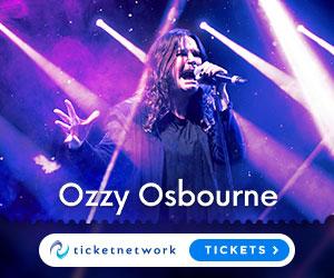 Ozzy Osbourne biljetter
