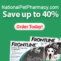 National Pet Pharmacy - Save up to 50% On AllPet health Needs.