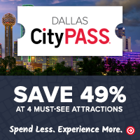 Save up to 40% or more on Dallas's 5 best attractions at CityPASS.com - Shop Now!