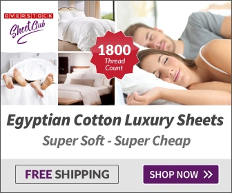 1800 thread count bed sheets