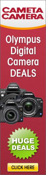 Save on Olympus Cameras