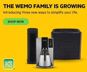 WeMo Family Banner