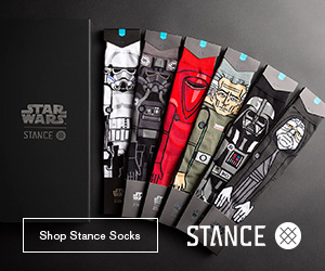 Shop the latest Star Wars Collection from Stance.