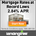 Refinance Now with Lendingtree!