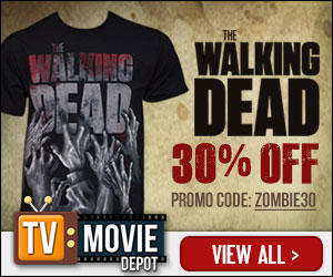 30% OFF Walking Dead with Code ZOMBIE30