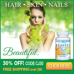 Beautiful Hair, Skin & Nails with Nuproxi Daily - 30% Off!  250x250