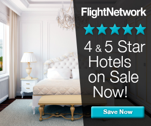 4 and 5 Star Hotels on Sale Now!