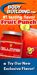FruitPunch CellMass, Exclusive Flavor