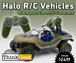 Halo R/C Vehicles