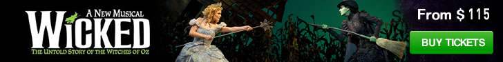 Wicked on Broadway -  From $115