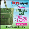 Spring Handbag Sale - Save up to 75% + Free Shipping!