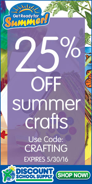 Save 25% Off Summer Crafts Items + Get Free Shipping On Stock Orders Over $99!