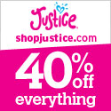 Shop Justice 40% OFF Sale! Promo Code 779! Happy H
