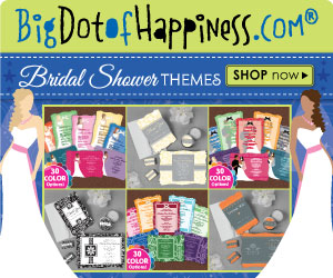 Bridal Shower Themes - Big Dot Of Happiness