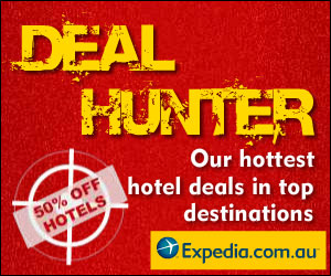 300x250 Expedia.com.au Deal Hunter!