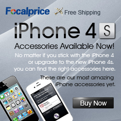 iPhone 4S, Accessories Available Now