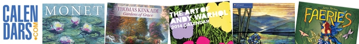 Shop Art Calendars at Calendars.com