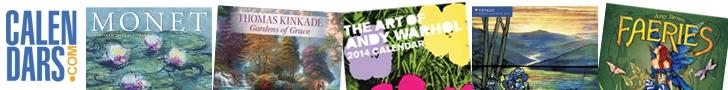 Shop Art Calendars at Calendars.com