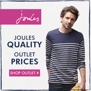 Joules Quality, Outlet Prices!