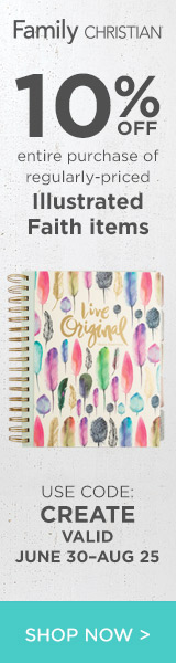 New bible journaling supplies, and a coupon for you
