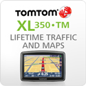 TomTom XL 350TM (Lifetime Traffic & Maps Edition)