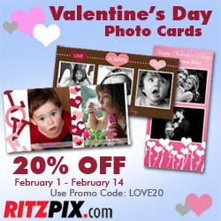 Ritz Pix Valentines