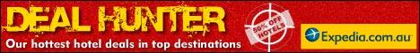 468x60 Expedia.com.au Deal Hunter!