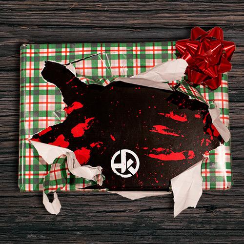 holiday, gift, christmas, hunt a killer