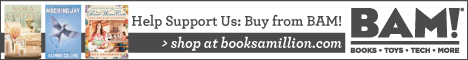 Support Us by Buying from BOOKSAMILLION.COM