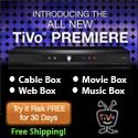TiVo Premiere - Free Shipping