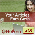 Your Articles Earn Cash
