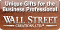 WallStreetCreations.com - Unique Gifts