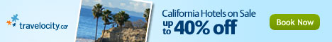 Save up to 40% on California Vacations with Travel